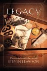 Legacy Ten Core Values Every Father Must Leave His Child 1998 9781576733295 Front Cover