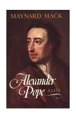 Alexander Pope A Life 1988 9780393305296 Front Cover
