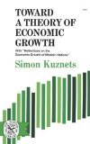Toward a Theory of Economic Growth 1968 9780393004298 Front Cover
