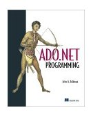 ADO.NET Programming 2002 9781930110298 Front Cover