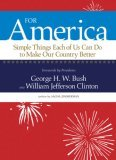 For America Simple Things Each of Us Can Do to Make Our Country Better 2006 9780762108299 Front Cover