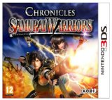 Case art for Samurai Warriors: Chronicle (Nintendo 3DS)