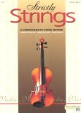 Strictly Strings, Bk 1 Violin 1992 9780882845302 Front Cover