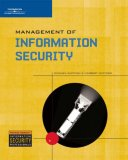 Management of Information Security 2nd 2007 Revised  9781423901303 Front Cover