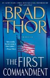 First Commandment A Thriller 2009 9781439166307 Front Cover