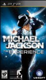 Case art for Michael Jackson The Experience - Sony PSP