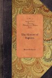 History of Baptism 2009 9781429019309 Front Cover