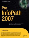 Pro InfoPath 2007 2007 9781590597309 Front Cover
