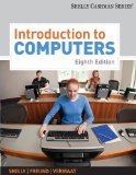 Introduction to Computers 8th 2010 Revised 9781439081310 Front Cover