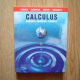 Calculus Graphical Numerical, Algebraic cover art