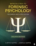 Forensic Psychology Research and Application 4th 2014 9781483365312 Front Cover