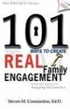 101 Ways to Create Real Family Engagement 2008 9780981454313 Front Cover