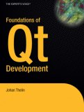 Foundations of Qt Development 2007 9781590598313 Front Cover
