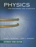 Physics for Engineers and Scientists 3rd 2007 9780393926316 Front Cover