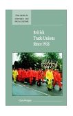 British Trade Unions since 1933 2002 9780521572316 Front Cover