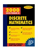 2000 Solved Problems in Discrete Mathematics 1st 1991 9780070380318 Front Cover