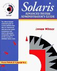 Solaris Advanced Systems Administrator's Guide 1993 9781562761318 Front Cover