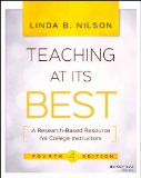 Teaching at Its Best A Research-Based Resource for College Instructors