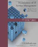 Foundations of IT Service Management with ITIL 2011 ITIL Foundations Course in a Book 2011 9781466231320 Front Cover