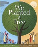 We Planted a Tree 2010 9780375864322 Front Cover