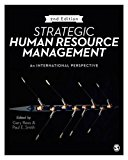 Strategic Human Resource Management An International Perspective 2nd 2017 9781473969322 Front Cover