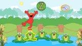 Case art for Sesame Street: Elmo's A-to-Zoo Adventure - Nintendo Wii
