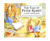 Tale of Peter Rabbit Story Board Book 1999 9780723244325 Front Cover