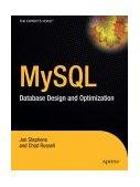 Beginning MySQL Database Design and Optimization 1st 2004 9781590593325 Front Cover