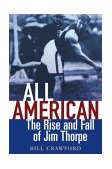 All American The Rise and Fall of Jim Thorpe 2004 9780471557326 Front Cover