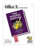 Office X for Macintosh 2002 9780596003326 Front Cover