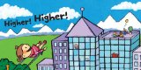 Higher! Higher! 2010 9780763644338 Front Cover