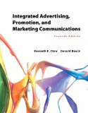 Integrated Advertising, Promotion, and Marketing Communications: