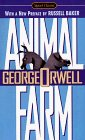 Animal Farm 75th Anniversary Edition 1st 2004 9780451526342 Front Cover