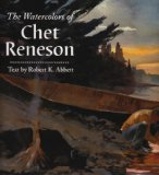 Watercolors of Chet Reneson 2001 9780892725342 Front Cover