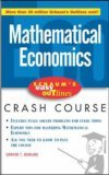 Schaum's Easy Outline of Introduction to Mathematical Economics 1st 2006 9780071455343 Front Cover