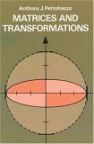 Matrices and Transformations 1978 9780486636344 Front Cover