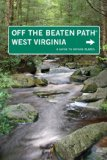 West Virginia A Guide to Unique Places 7th 2009 9780762753345 Front Cover