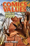 Comic Values 2009 2009 9780896899346 Front Cover