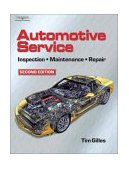 Automotive Service Inspection, Maintenance, Repair 2nd 2003 Revised  9781401812348 Front Cover