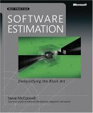 Software Estimation Demystifying the Black Art