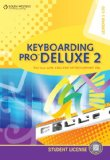 Keyboarding Pro Deluxe 2nd 2010 9780840053350 Front Cover