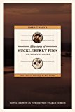 Mark Twain's Adventures of Huckleberry Finn The NewSouth Edition 2012 9781603062350 Front Cover