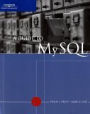 Guide to MySQL 2005 9781418836351 Front Cover