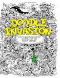 Doodle Invasion Zifflins Kolorierbuch 2013 9781494347352 Front Cover