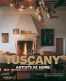 Tuscany Artists at Home 2011 9781905216352 Front Cover