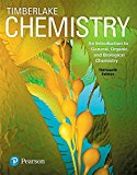 Chemistry: An Introduction to General, Organic, and Biological Chemistry 9780134421353 Front Cover
