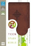 Teen Study Bible Compact 2014 9780310746355 Front Cover