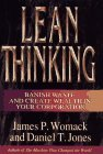 Lean Thinking Banish Waste and Create Wealth in Your Corporation 1996 9780684810355 Front Cover