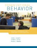 Organizational Behavior Improving Performance and Commitment in the Workplace 3rd 2012 9780078029356 Front Cover
