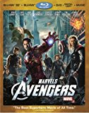 Case art for Marvel's The Avengers (Four-Disc Combo: Blu-ray 3D/Blu-ray/DVD + Digital Copy + Digital Music Download)